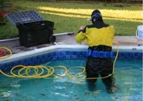 Real good leak detection for Swimming pool pressure test plugs
